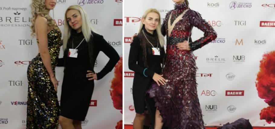 XX Юбилейный Чемпионат Украины по парикмахерскому искусству, ногтевой эстетике и макияжу состоялся!